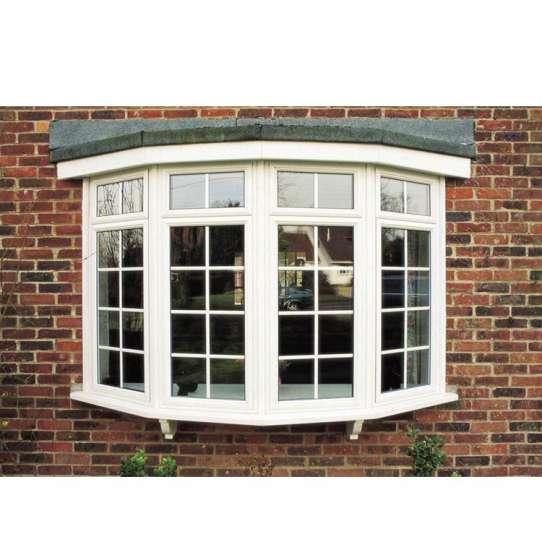 WDMA Price Of As 2047 Standard Aluminium Curtain Transparent Smart Bay Window Size