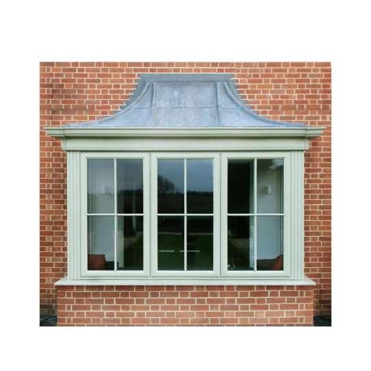WDMA curtain window Aluminum Fixed Window