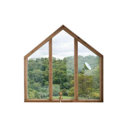China WDMA curtain window Aluminum Fixed Window
