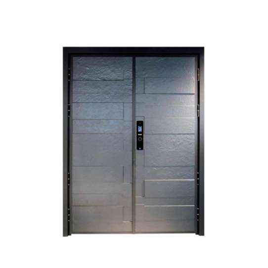 China WDMA aluminium pocket door Aluminum Casting Door