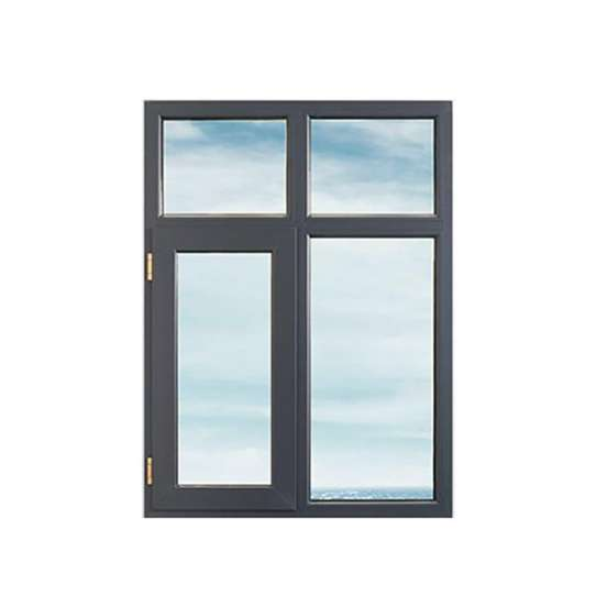China WDMA prefabricated aluminum windows and doors