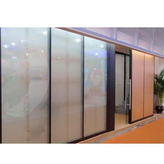WDMA movable partition wall Aluminum office partition