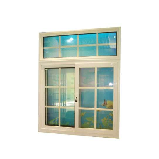 WDMA Price Of Schuco 48 X 48 House Aluminum Horizontal Reception Sliding Window With Iron Grill Security Bars Price List Design