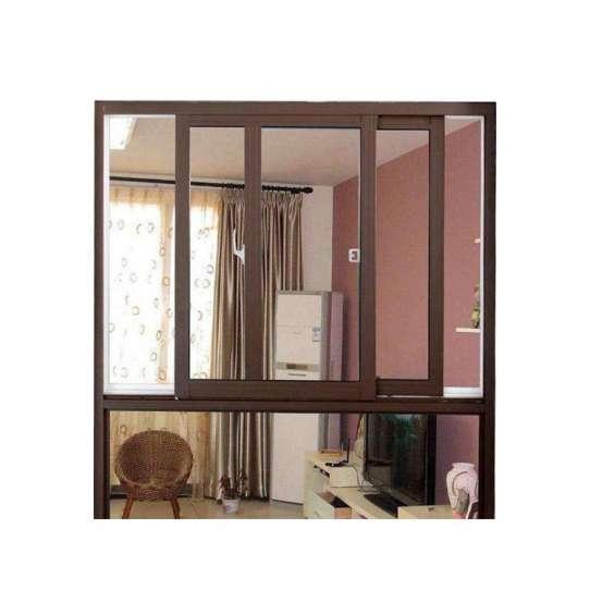 WDMA horizontal sliding window