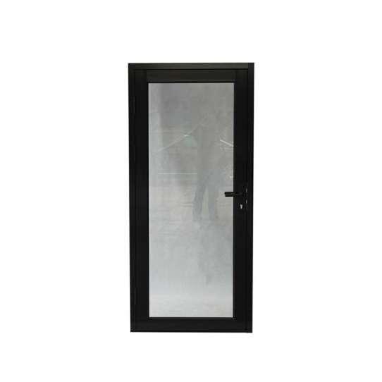 WDMA aluminum hinged door Aluminum Hinged Doors