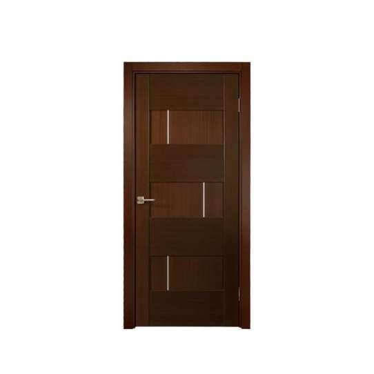 WDMA Pvc Bathroom Wooden Door Price In Hyderabad In China