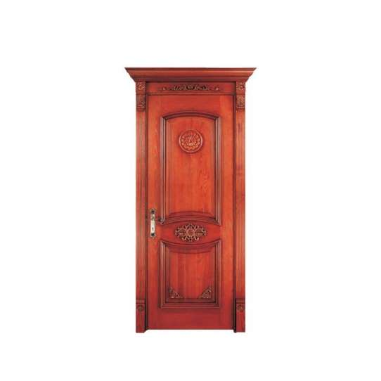 China WDMA wooden door and window frame design Wooden doors