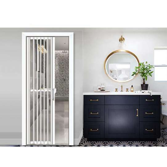 WDMA Replacement Folding Glass Door Toilet Designs