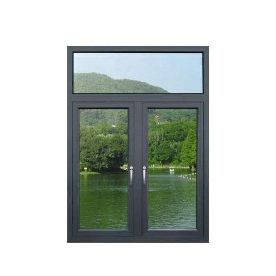 China WDMA Residential Impact Hurricane Windows Aluminium Casement Window