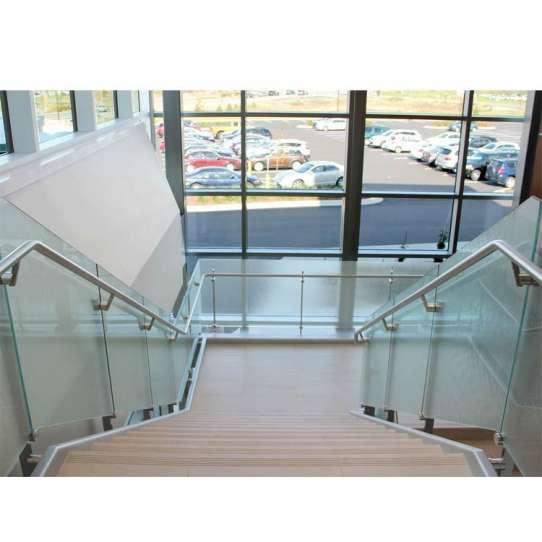 WDMA aluminium stair railing