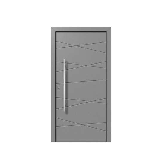 WDMA pvc wood door Wooden doors