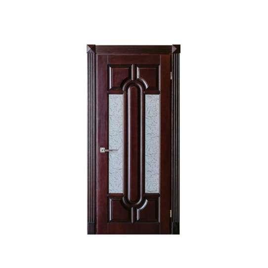 China WDMA pvc wood door