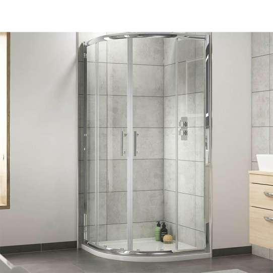 China WDMA 3 panel shower enclosure