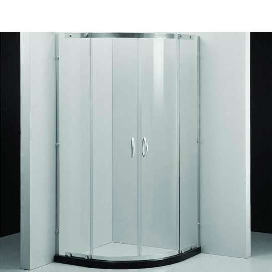 China WDMA 3 panel shower enclosure Shower door room cabin