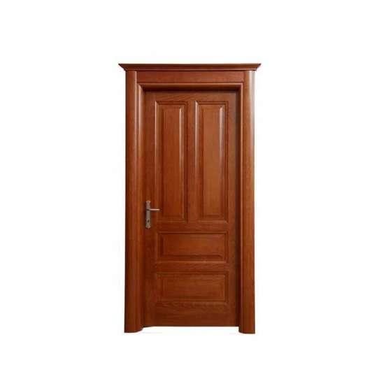 WDMA Shandong Bedroom Door Interior Designs In Wood Photos