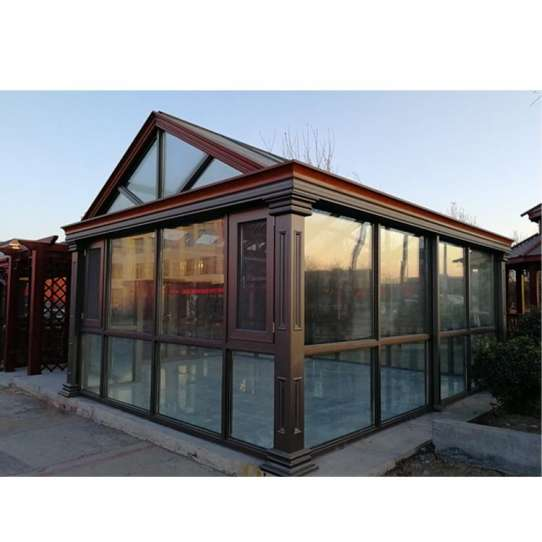 WDMA Aluminium Glass House