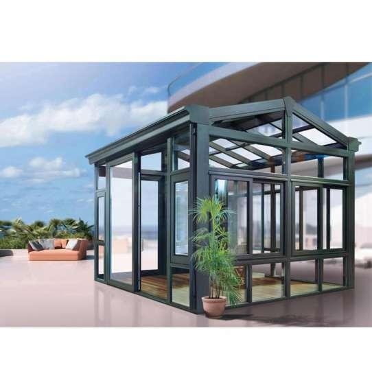 WDMA Glass House Garden