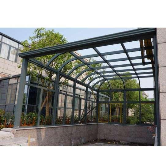 China WDMA Aluminium Glass House