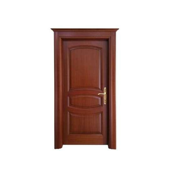 WDMA Simple Design Wood Door