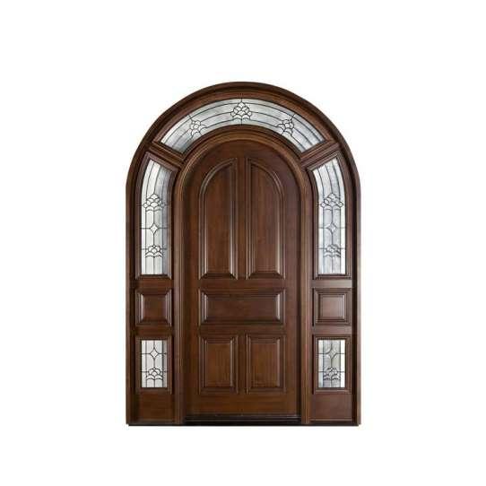 China WDMA Solid Wood Door