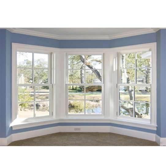 China WDMA bay windows for sale Aluminum Fixed Window