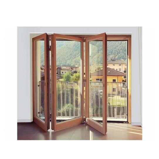 WDMA Aluminium Bi-fold Doors