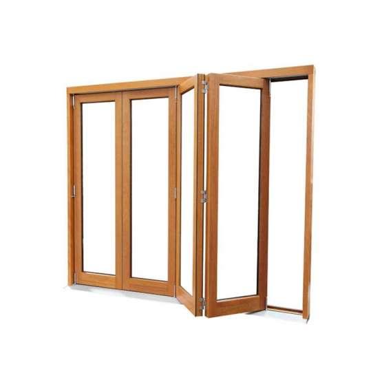 China WDMA Aluminium Bi-fold Doors