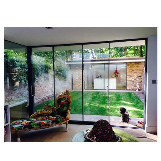 WDMA Standard Size Aluminium Door And Windows