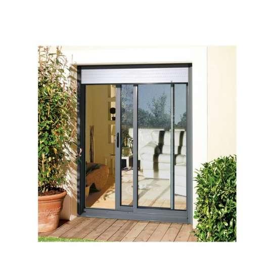 China WDMA Aluminium Doors And Windows Dubai