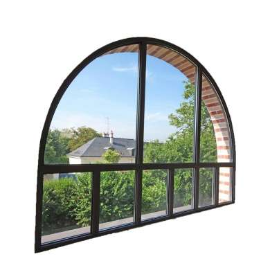 WDMA Standard Size Half Circle Ventilation Window Design