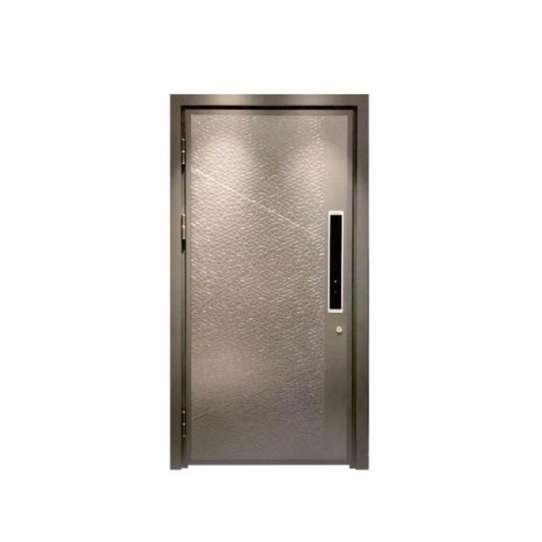 WDMA aluminium storefront door