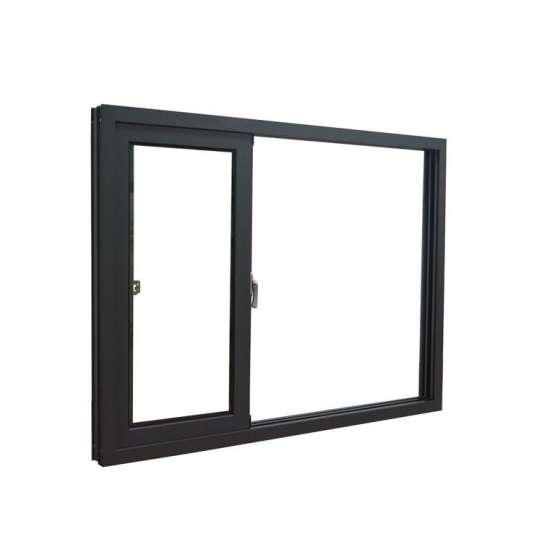 China WDMA iron Window grill Design Aluminum Sliding Window