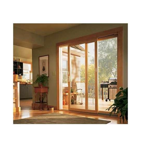 China WDMA Teak Wood Doors Polish Color