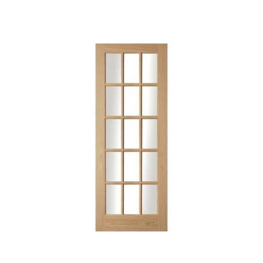 China WDMA ul fire rated wooden door Wooden doors