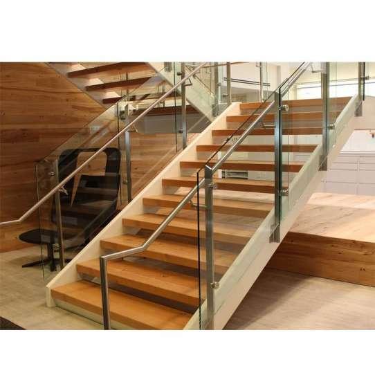 WDMA Veranda Color Road Sidewalk Stairway Terrace Balcony Glass Railing Detail