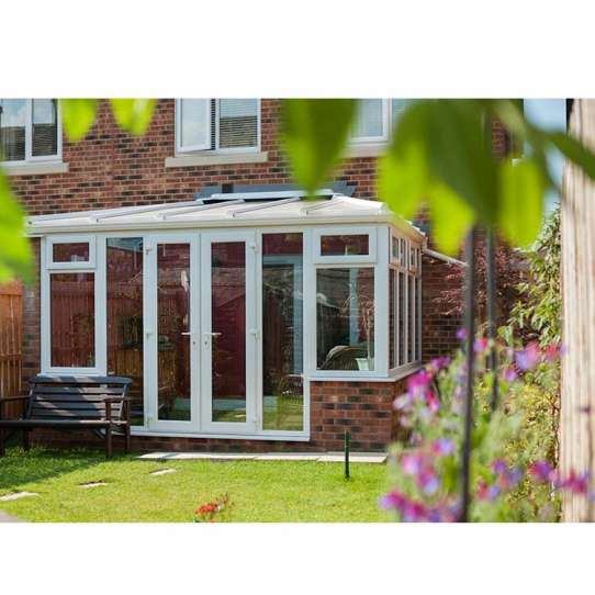 WDMA glass garden house Aluminum Sunroom