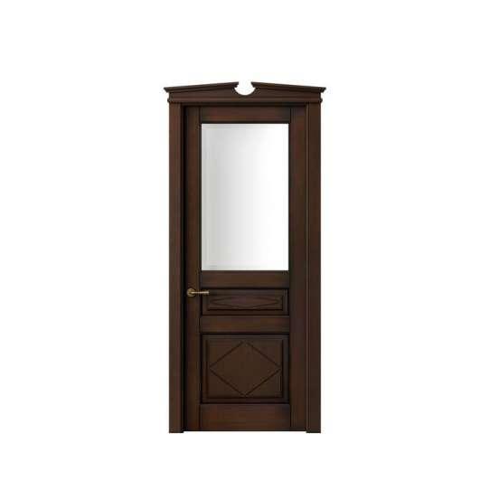China WDMA wooden doors men door Wooden doors