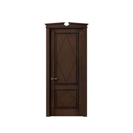 WDMA carved wooden door