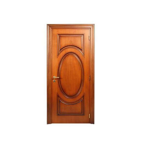 China WDMA carved wooden door