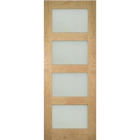 WDMA Glass Swing Door