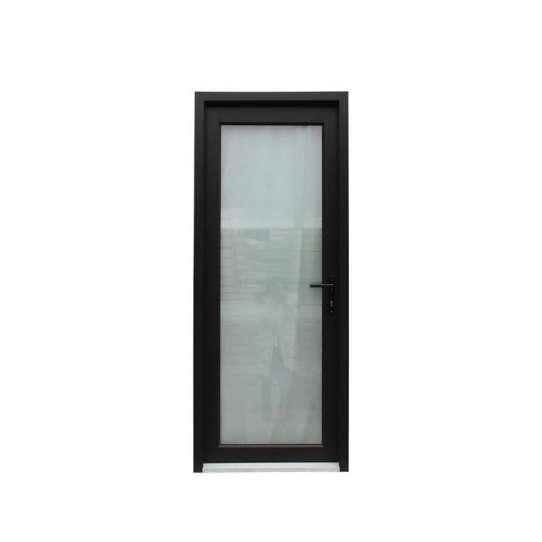 China WDMA Wooden frame hinged doors