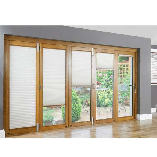 WDMA folding doors