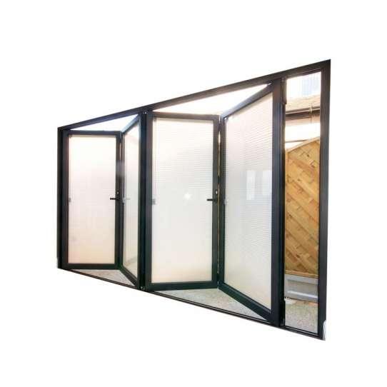 WDMA folding doors Aluminum Folding Doors