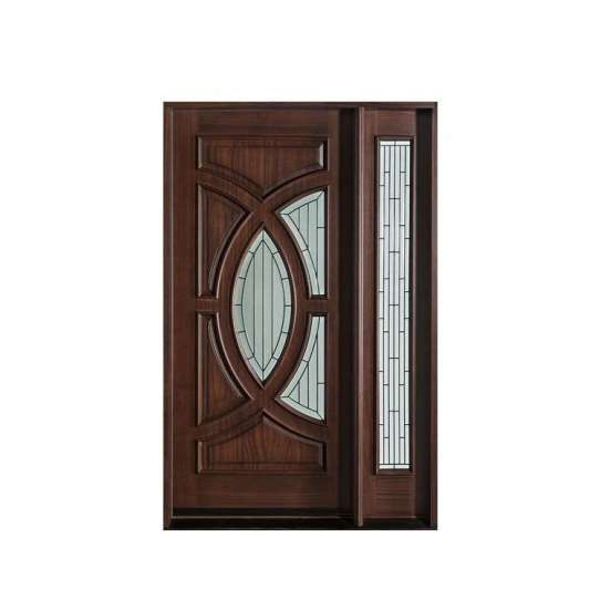 WDMA Wooden Door For Main Entrance