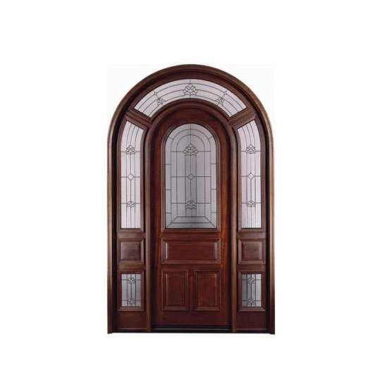 China WDMA wooden door polish design