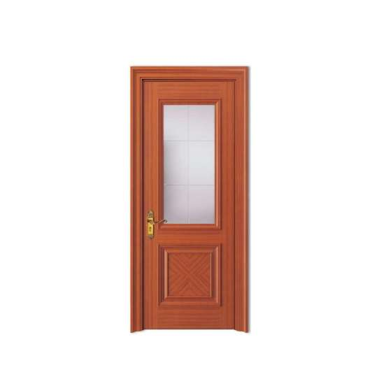 China WDMA wooden door polish design Wooden doors