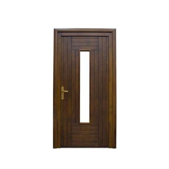 WDMA Wooden Single Door Designs