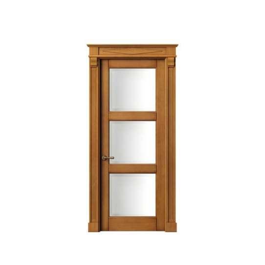 China WDMA Wooden Single Door Designs