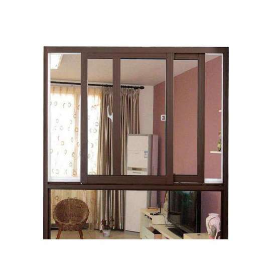 China WDMA Wooden Sliding Window Grill Design For Sales